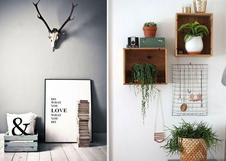 7x Klassiek Interieur : Houten kratjes nieuw leven inblazen house ideas casas