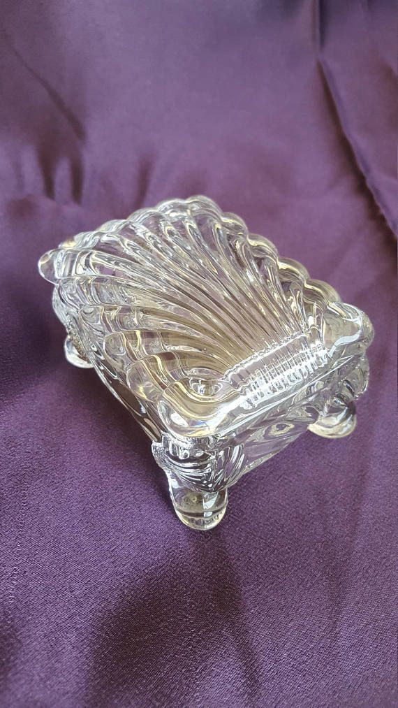 Check out this item in my Etsy shop https://www.etsy.com/listing/528780608/vintage-cambridge-krystolshell-clear