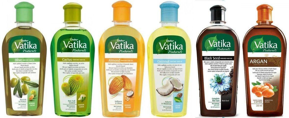 Vatika Naturals Enriched Hair Oils Vatika hair oil
