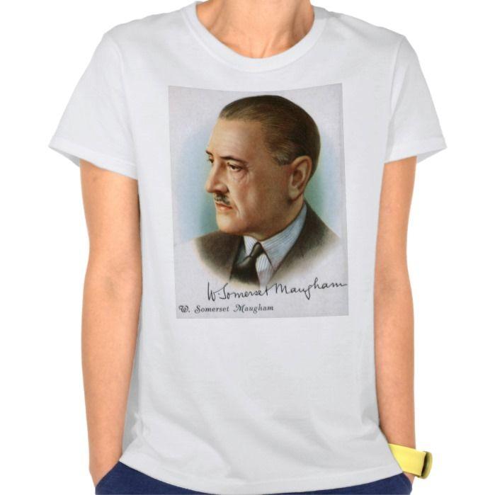 William Somerset Maugham T Shirt, Hoodie Sweatshirt