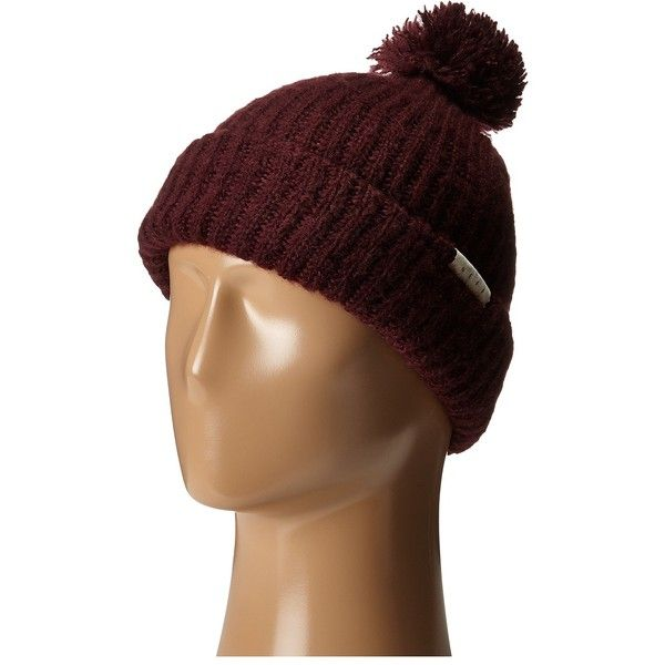 7b5d196adca Neff Muffin Beanie (Port) Beanies ( 22) ❤ liked on Polyvore featuring  accessories