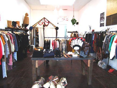 La S Best Vintage Stores And Flea Markets Los Angeles Shopping Places Vintage Shops