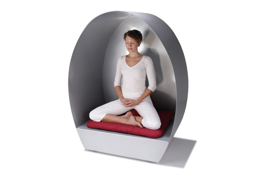 The Zazen Meditation Hut By Architect Eugene Stoltzfus In The Stress Of Our Everyday Lives It S Important To Take Some Bean Bag Chair Lounge Chair Furniture