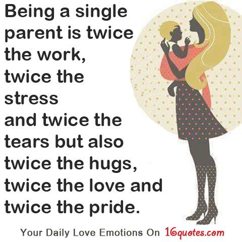 funny single mom quotes
