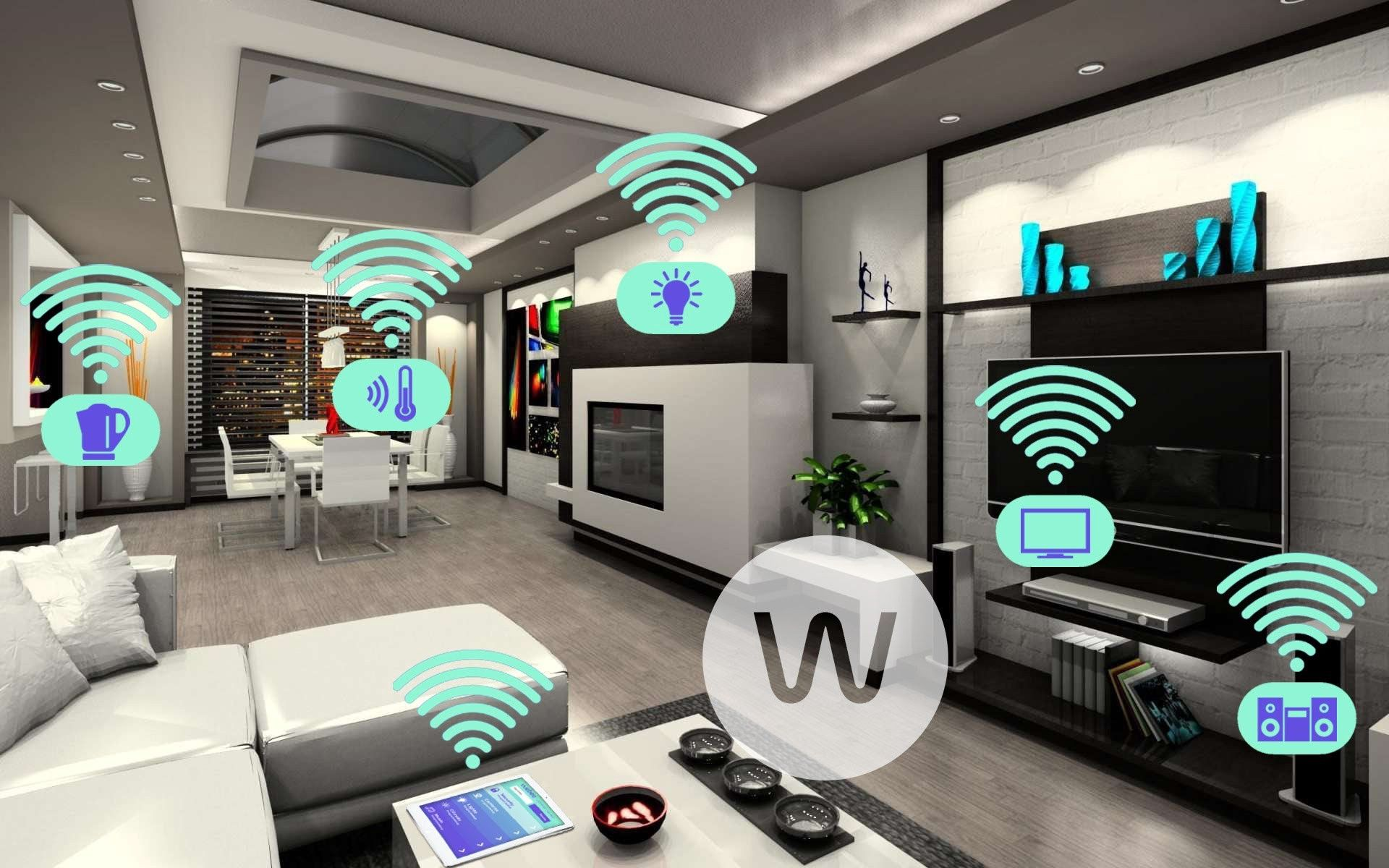 These 17 Smart Home Products Will Make Your Life Better. Can you imagine a  home where everything utilizes the power of technology to make your life  easier ...
