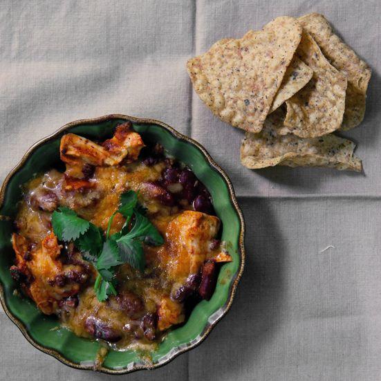 Mexican Chicken Casserole Recipe - Ian Knauer   Food&Wine