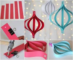 Image result for christmas decorations to make out of paper | нг ...
