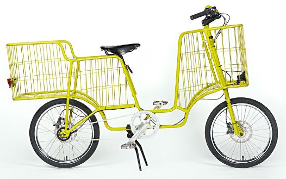 Design Daily What If Your Bike Was A Station Wagon Bicycle