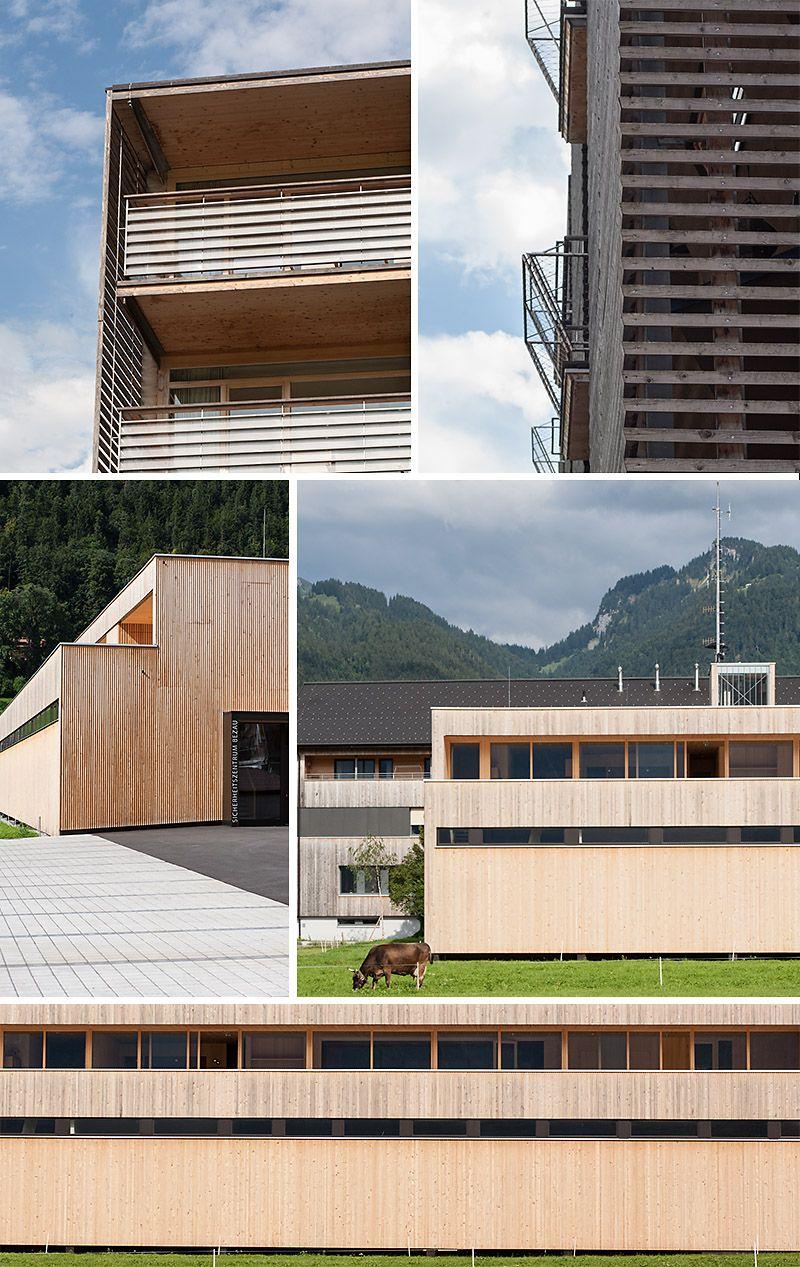 Bregenzerwald - zeitgenössische Architektur in Holz | eigene Bilder ...