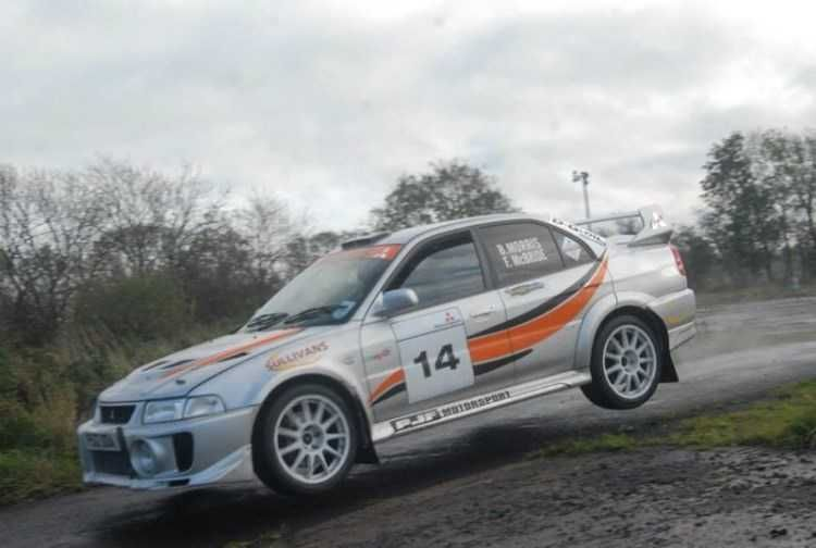Very Fast And Reliable Winning Car Has Been Maintained To A High Standard Regardless