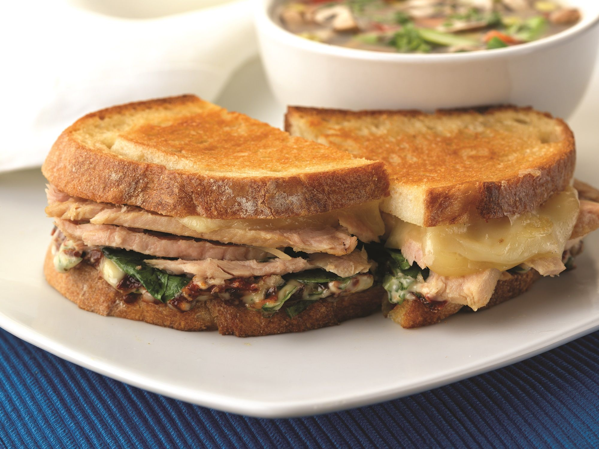 Grilled tuna and swiss cheese sandwich recipes