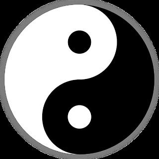 yin e yang s o considerados os primeiros deuses yang a energia rh pinterest co uk yin yang logo yin yang logo