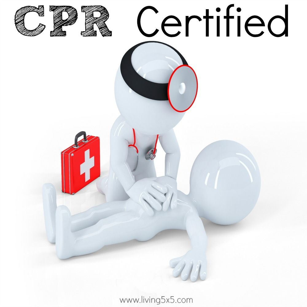 Cpr Certified American Red Cross Happiness Matters Blog