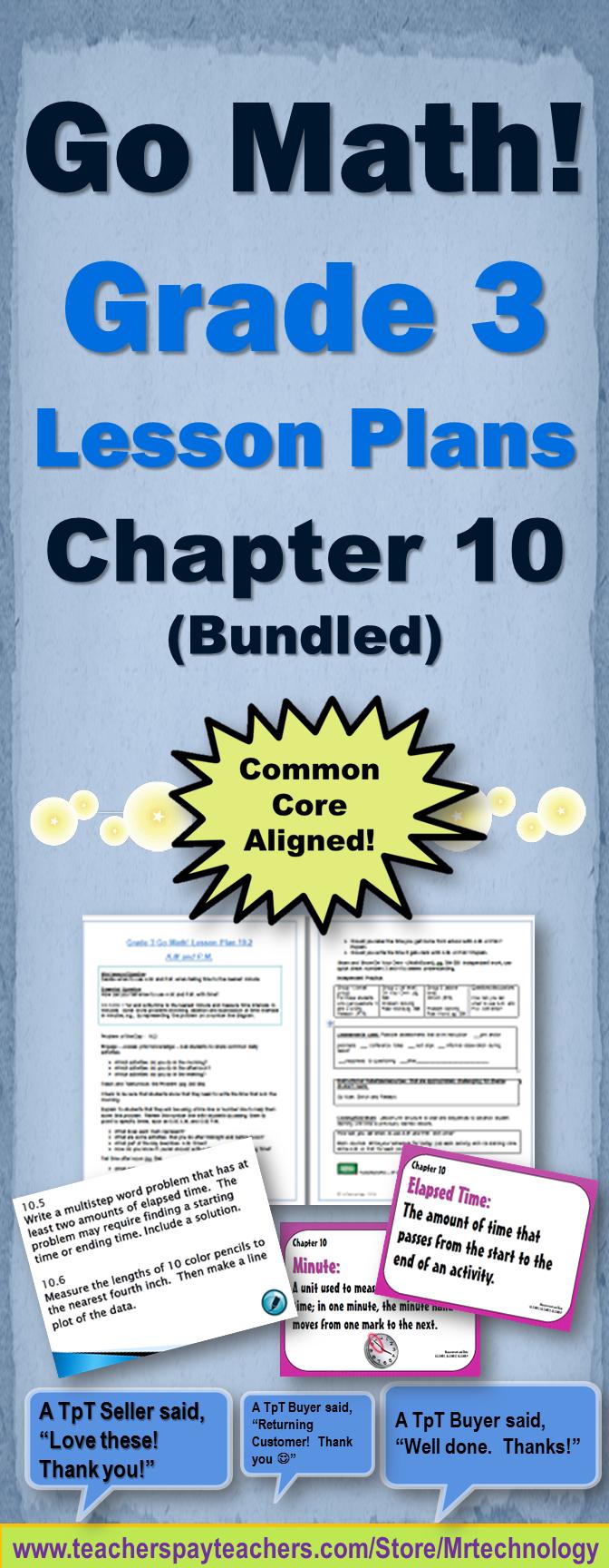 go math grade 3 chapter 10 lessons 10 1 10 9 w journal. Black Bedroom Furniture Sets. Home Design Ideas