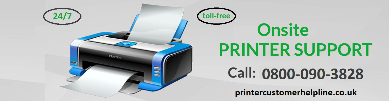 Need professional guidance for printer setup