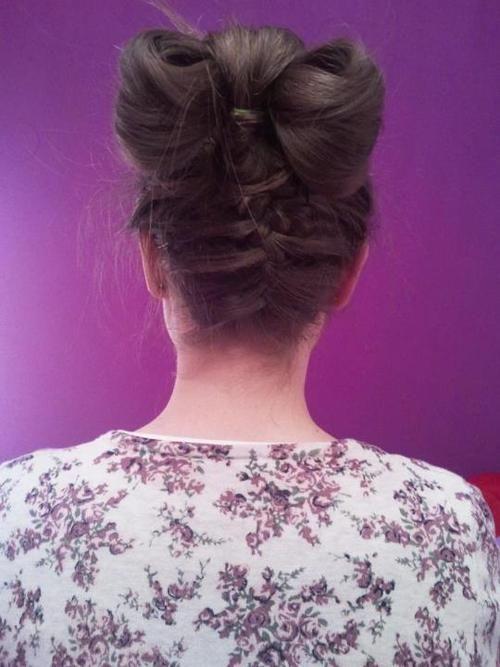 wicked hair braid turns