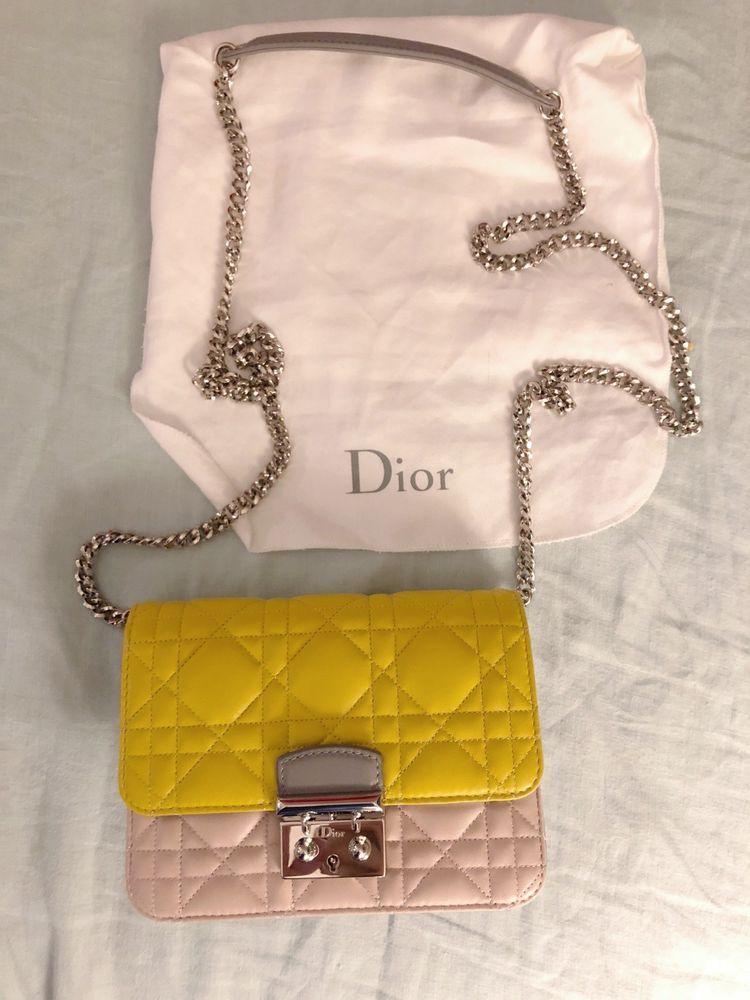 Christian Dior Lambskin Miss Dior Mini Promenade Clutch Bag  fashion   clothing  shoes  accessories  womensbagshandbags  ad (ebay link) 28e26a1775