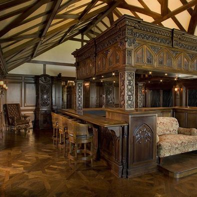 Medieval Home Decorating Design Pictures Remodel Decor And