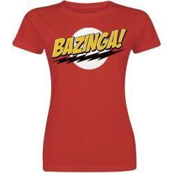 Photo of The Big Bang Theory Bazinga T-Shirt