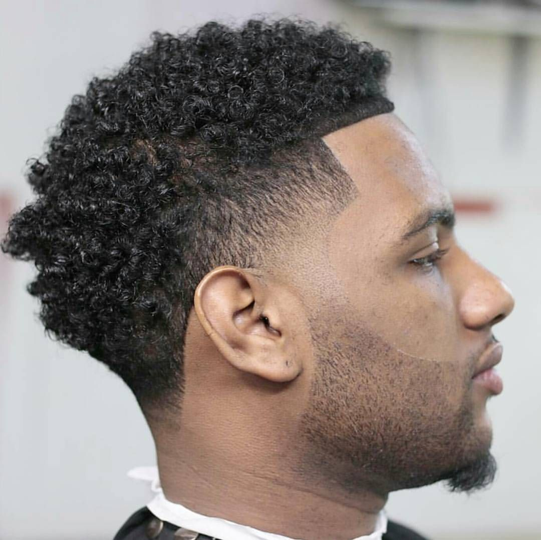 Great hairut fade afro hairstyl haircuts Pinterest Hair styles