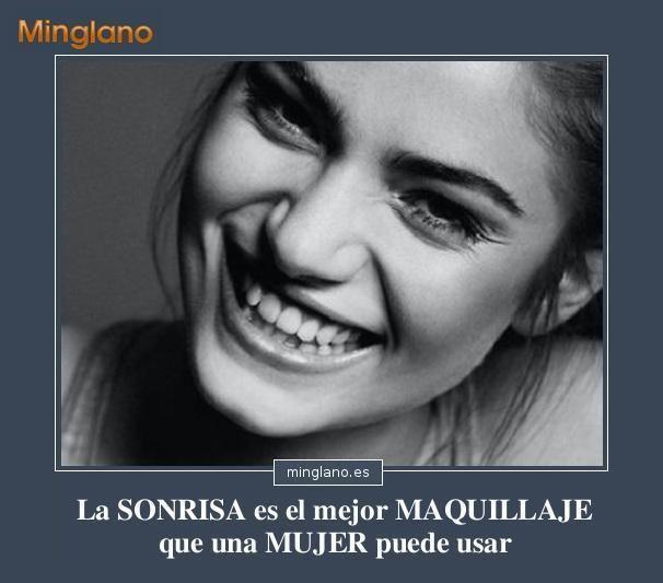 Frases Sobre La Sonrisa De Una Mujer Ley Femenina Joy