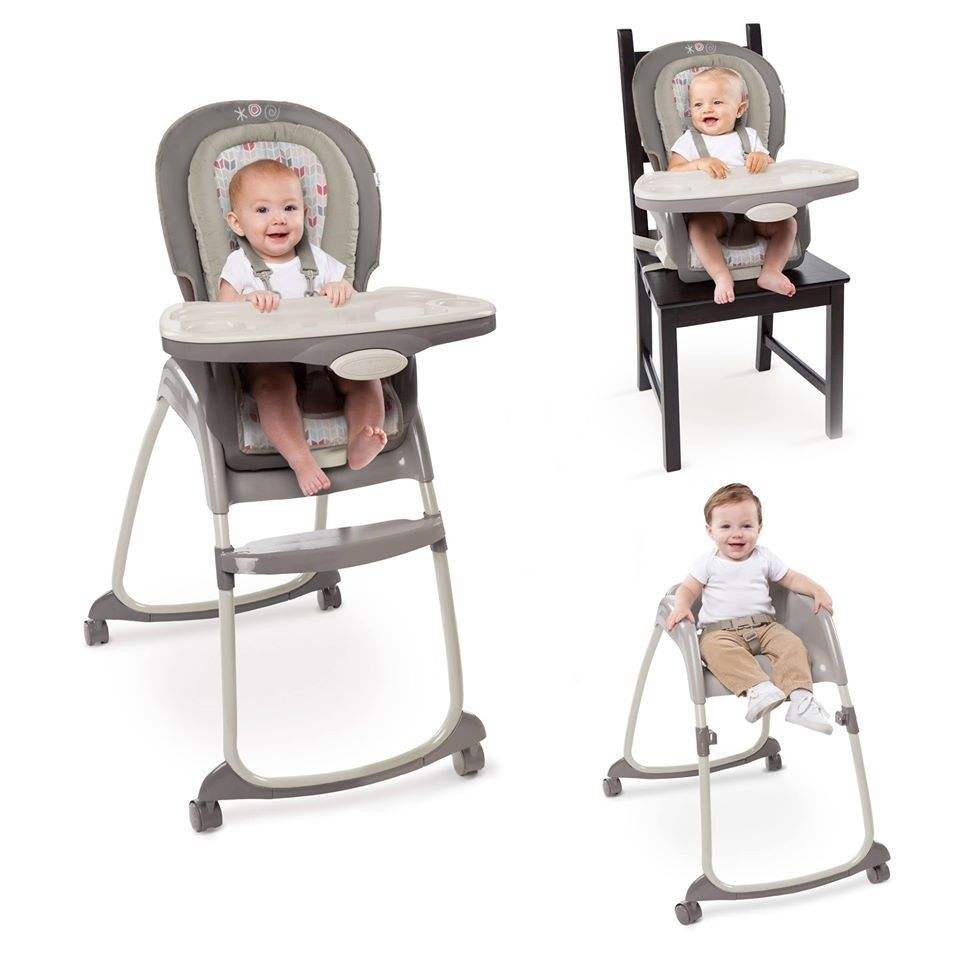 Ingenuity High Chair 3 In 1 Cover Set Of 2 Chairs Trio Deluxe Available At Sears