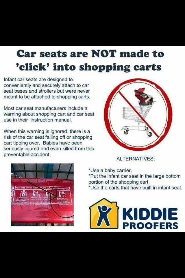 AUSSIE OI Car Seat Safety Memes