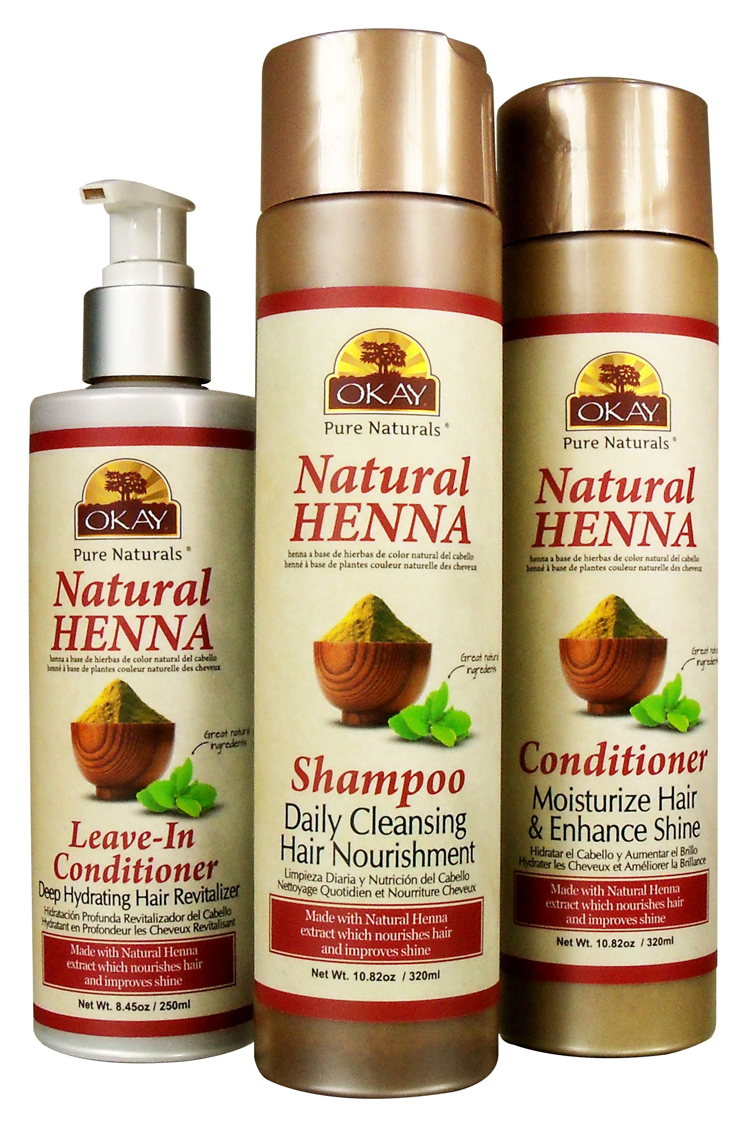 Henna Shampoo Conditioner And Treatment Henna Hair Color