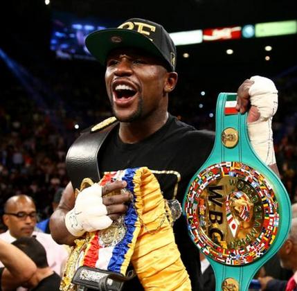 Floyd Mayweather : Pretty Boy, Mr Dollar, Champion de boxe - http://bit.ly/1CWGGUP