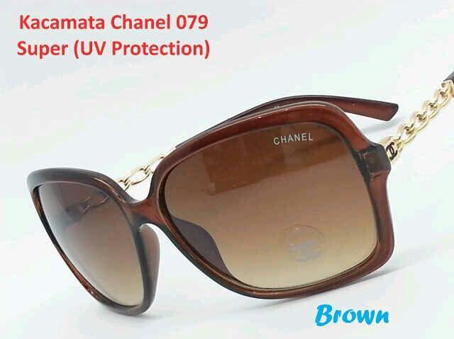 Kaacamata chanel 079 super (uv protection) qq@170