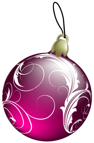Beautiful Green Christmas Ball PNG Clipart In Category