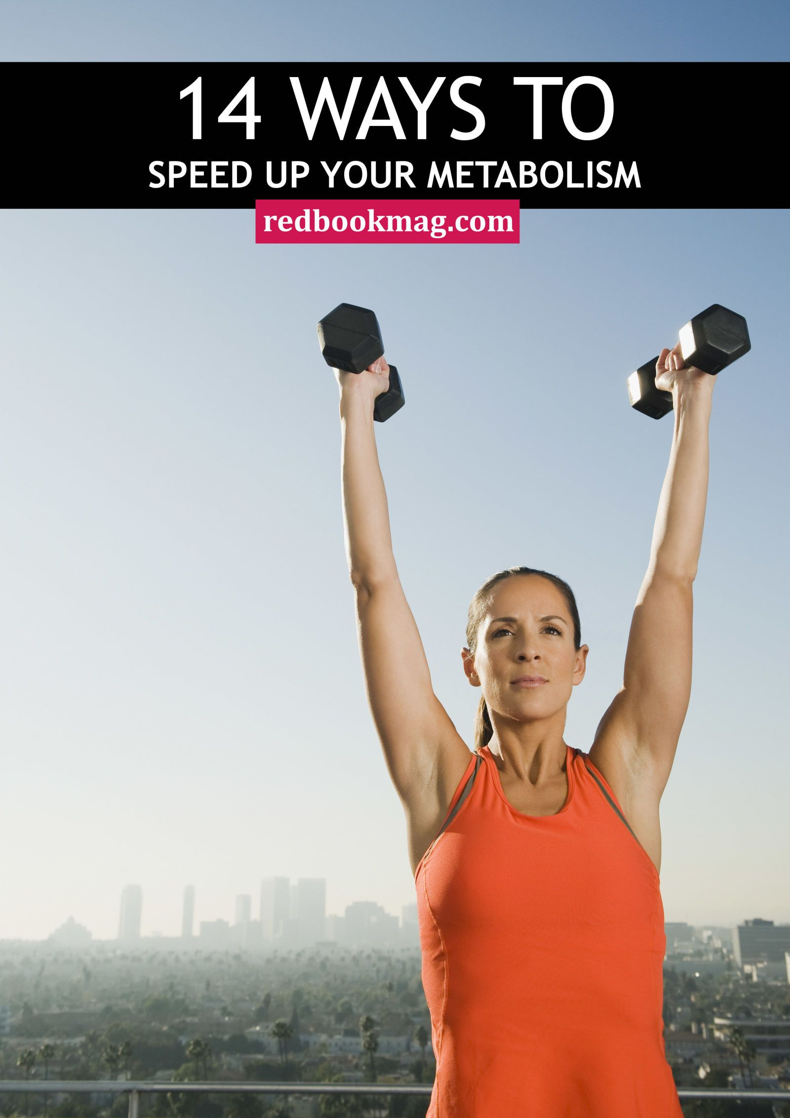 23 Ridiculously Easy Ways to Increase Metabolism