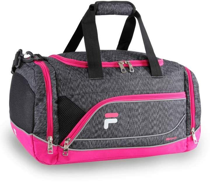 FILA® Sprinter Duffel Bag   Purses   more   Pinterest   Duffel bag ... 9fe1f6fc05