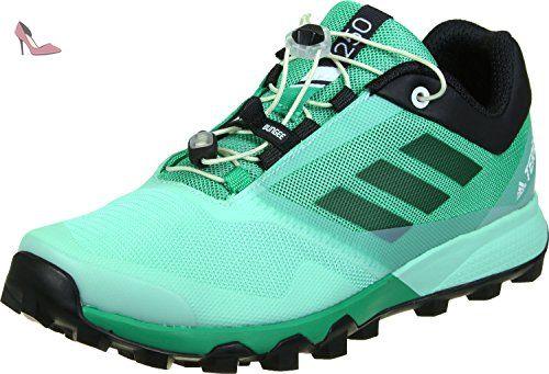 Chaussures Trail Adidas Terrex Trailmaker Vert Femmes