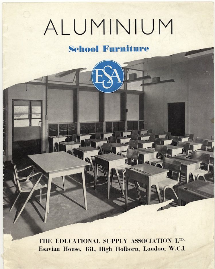 James Leonard designer for the Educational Supply Association ESA