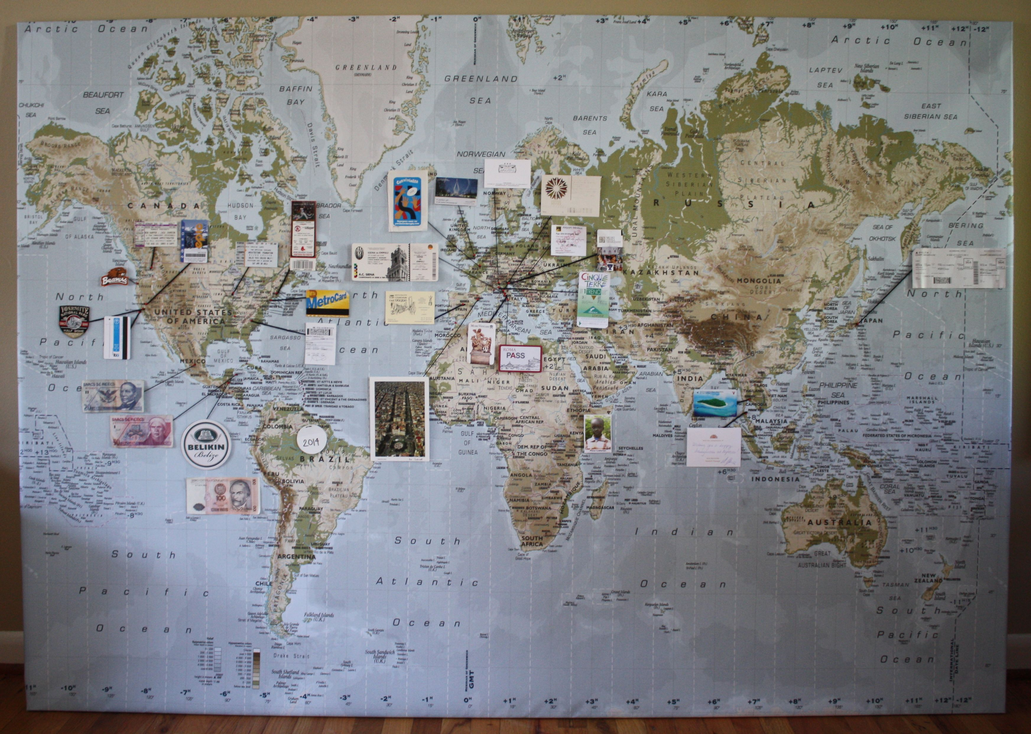Poster Carte Du Monde Ikea Travel Decor For The Home Diy Decorating World Map Travel