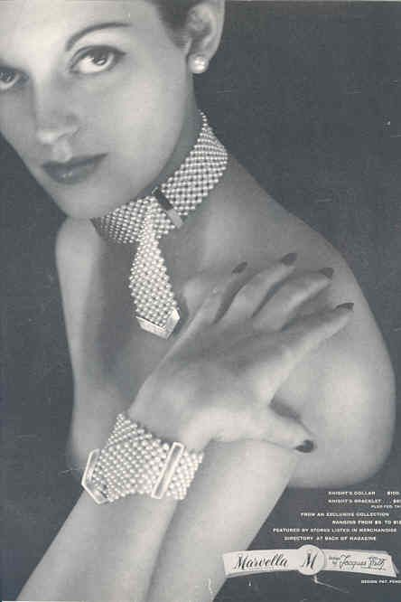 MARVELLA Harper's Bazaar 1949