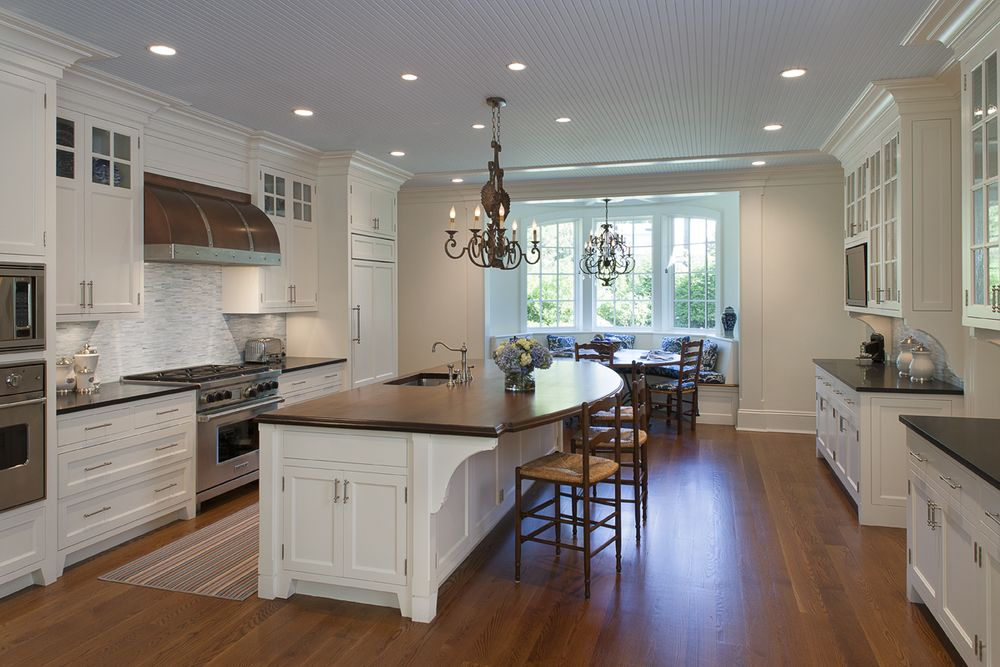 Gilliam Argus Development Llc House And Home Magazine Home Kitchens Cherry Wood Kitchens