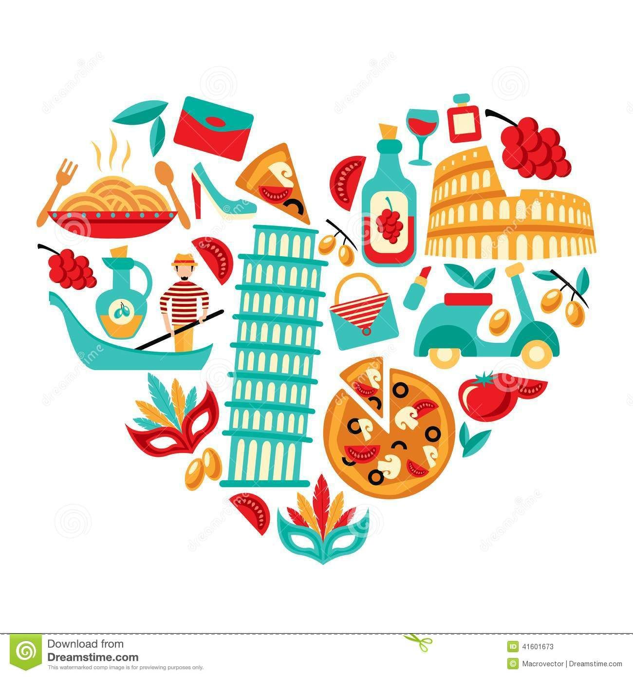 Heart stock illustration royalty free illustrations stock clip art - Italy Stock Illustrations Vectors Clipart 16 337 Stock