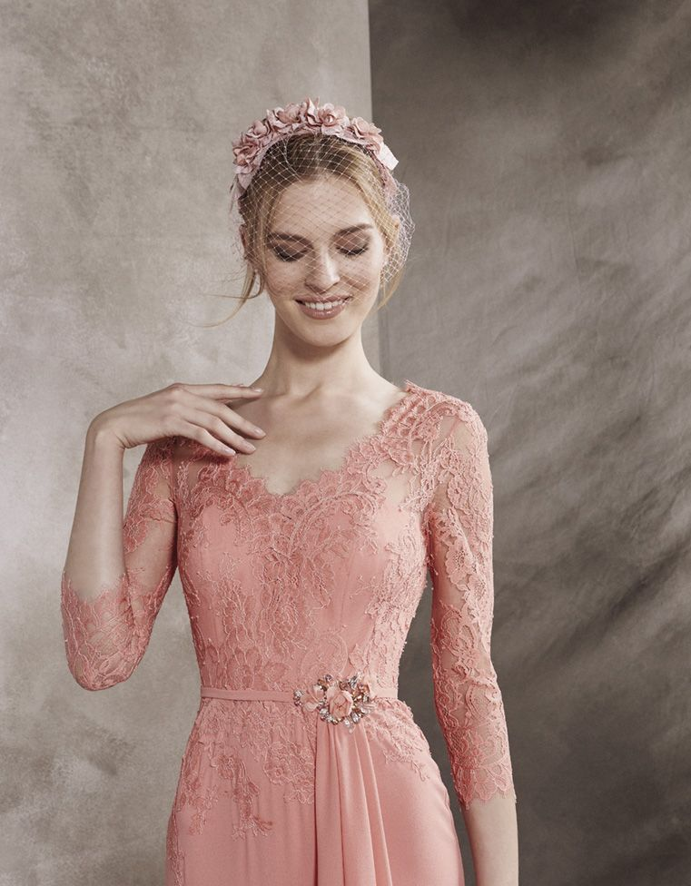 Ceremony dress 2017 Collection Pronovias | Vestidos | Pinterest ...