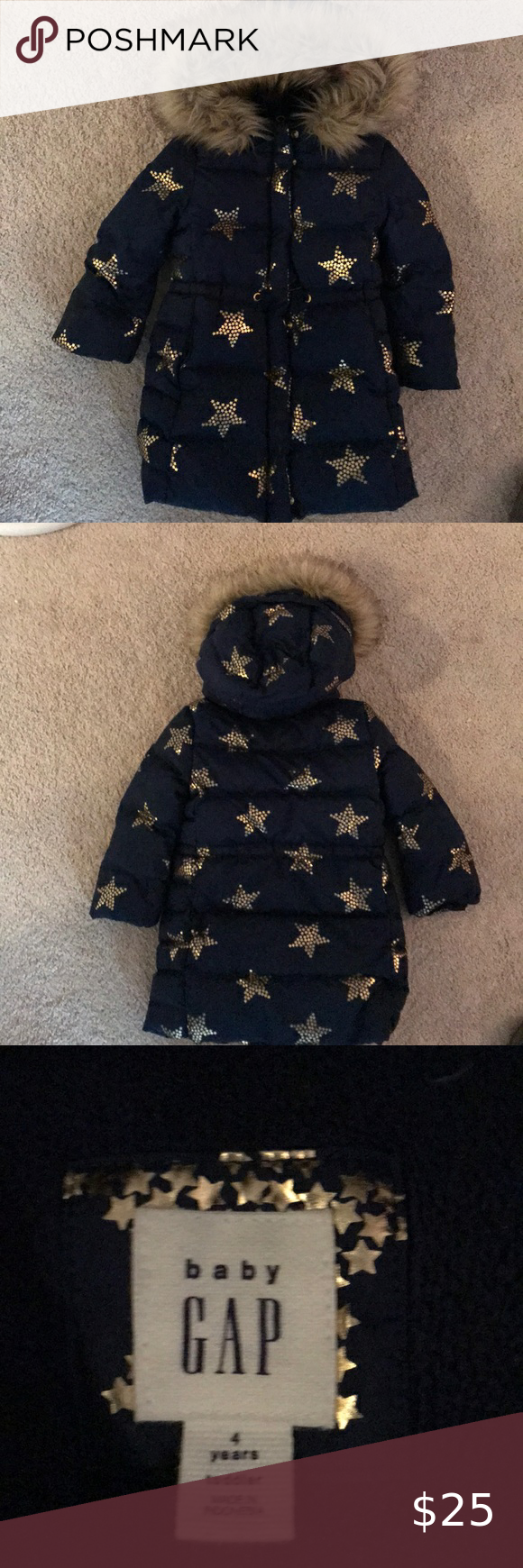 Gap Toddler Cold Control Max Puffer Jacket 2018 Gap 4t Cold Control Mac Puffer Jacket Water Resistant Used For 1 Winter In Gr In 2020 Toddler Cold Baby Gap Gap Jacket [ 1740 x 580 Pixel ]