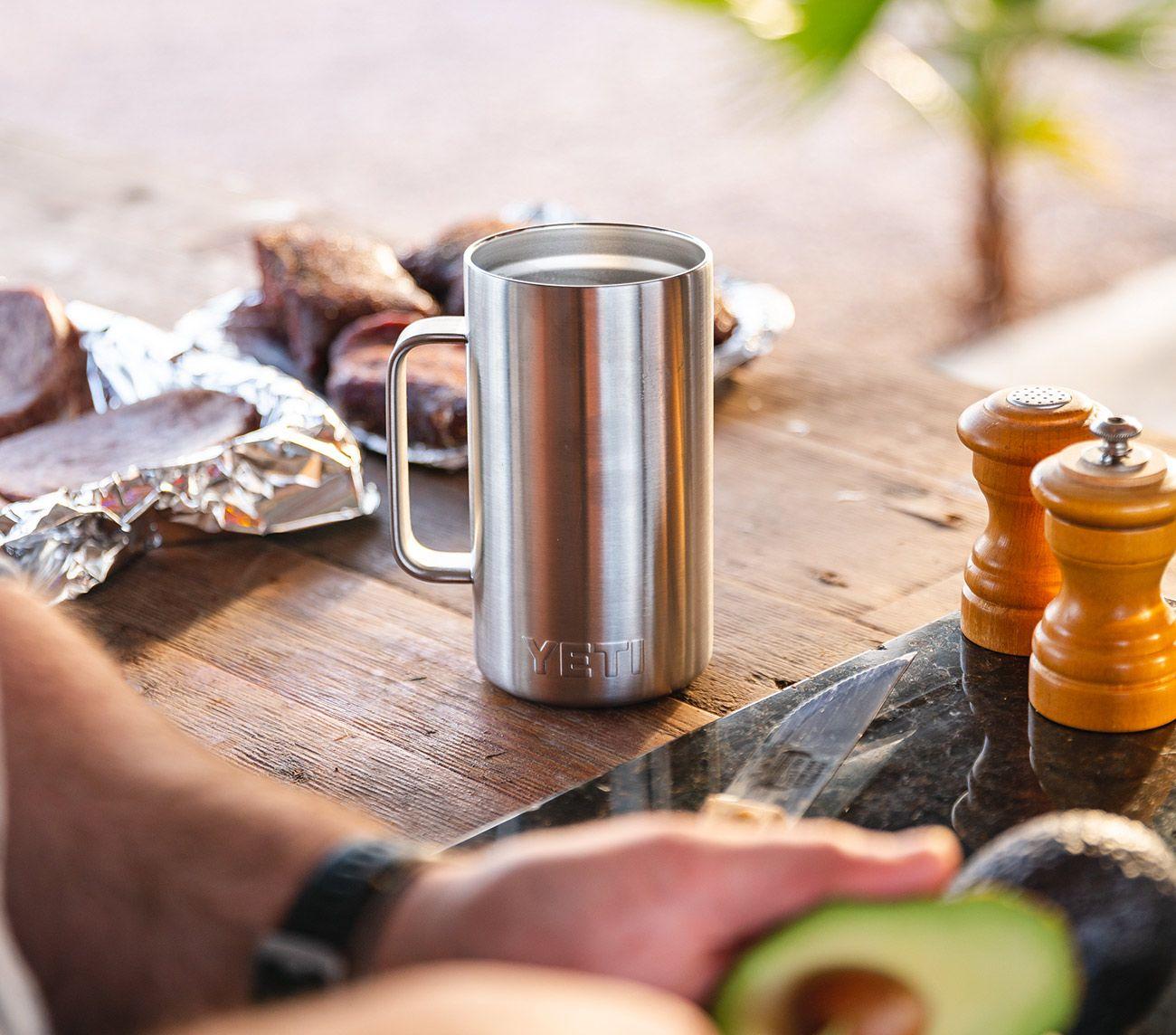 Rambler 24 oz Mug YETI Mugs, Yeti, Yeti cooler