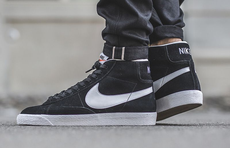 A Classic Colorway Of The Nike Blazer Mid Premium | Nike