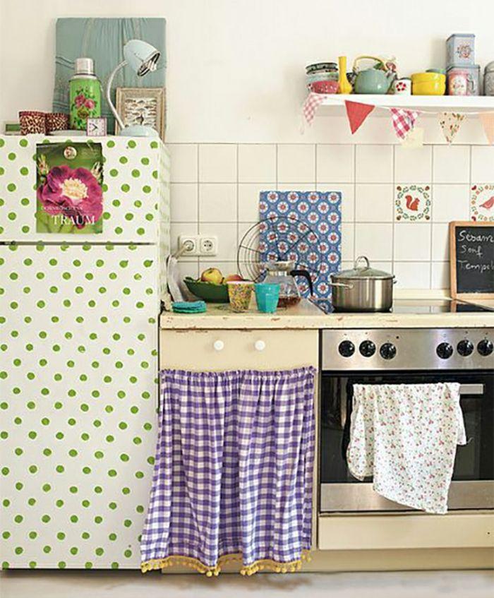 retro küche diy