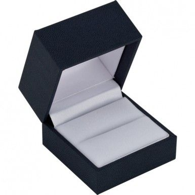 Blue Linden Collection Single Ring Box St61 9450 100002 T Price 9 99 Ringbox Jewelrybox With Images Blue Rings Ring Box Jewelry Ring Box