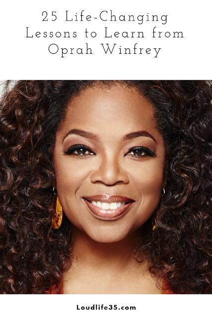Through Her Top Rated And Award Winning Show The Oprah Winfrey Show Oprah Winfrey Has Entertained And Inspired Millions Of Oprah Winfrey Oprah Life Changes