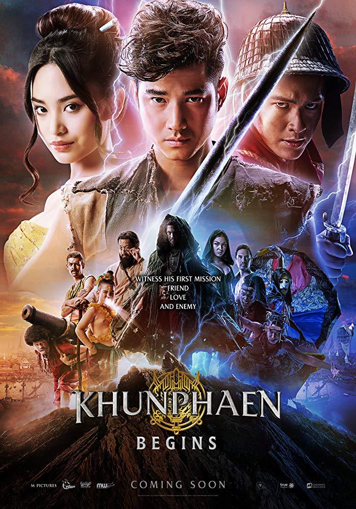 Khun Phaen Begins 2019 In 2020 Top Hollywood Movies Friends In Love Hero Movie