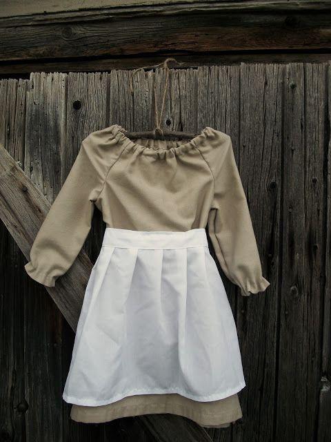 Our Pioneer Homestead: free primitive patterns | Prim dresses ...