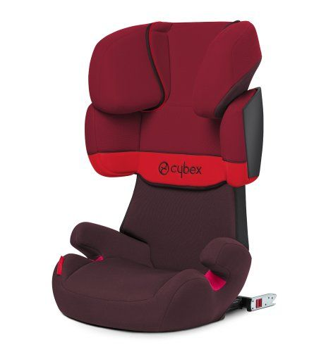 Cybex Solution X Fix Silla De Coche Grupo 2 3 15 36 Kg Color Gran Toddler Car Seat Car Seats Child Car Seat