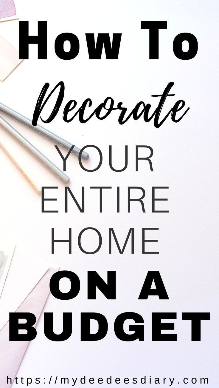 10 awesome decor ideas that everyone can realize in just one day